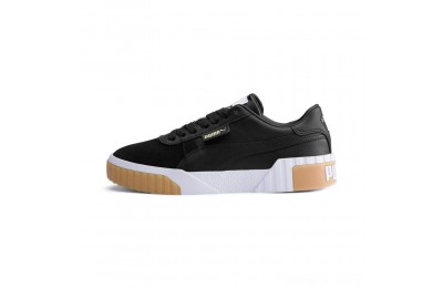 Puma Cali Exotic Women's Sneakers Black- Black Outlet Sale