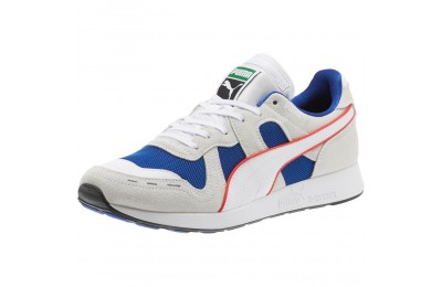 Puma RS-100 Core Men's Sneakers White-Surf The Web Outlet Sale