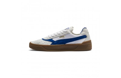 Puma Cali-0 Vintage Sneakers P Wht-Surf D Web-Whispr Wht Outlet Sale