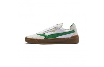 Black Friday 2020 Puma Cali-0 Vintage Sneakers White-Amazon Green-Gum Outlet Sale