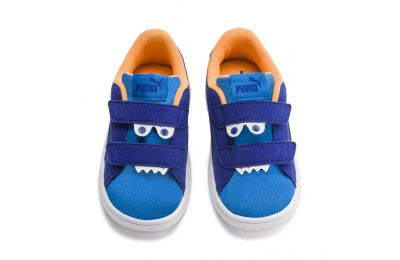 Black Friday 2020 Puma PUMA Smash v2 Monster Sneakers PSSf Th Wb-I Bunting-Ornge-Wht Outlet Sale