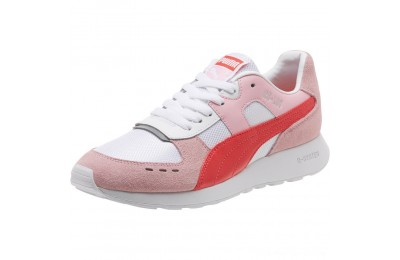 Puma RS-150 Mesh Women's Sneakers Pale Pink-Hibiscus Outlet Sale