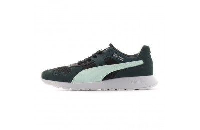 Puma RS-150 Mesh Women's Sneakers Ponderosa Pine-Fair Aqua Outlet Sale