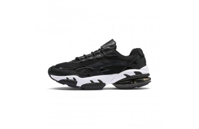 Black Friday 2020 Puma CELL Venom Reflective Sneakers Black- White Outlet Sale