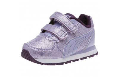Black Friday 2020 Puma Vista Glitz Sneakers INFSweet Lavender-Indigo-White Outlet Sale