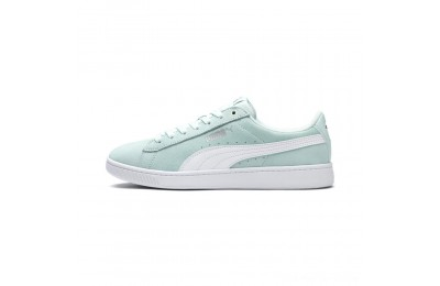 Puma PUMA Vikky v2 Women's Sneakers Fair Aqua-White- Silver Outlet Sale