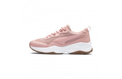 Black Friday 2020 Puma Cilia Women's Sneakers Peach Bud-White-Silver-Gum Outlet Sale