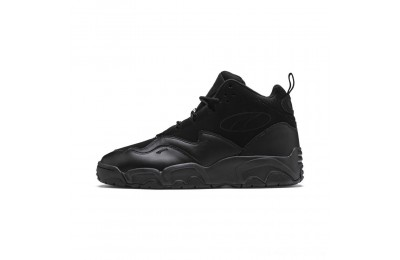 Puma Source Mid Sneakers Black Outlet Sale