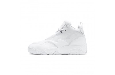 Puma Source Mid Sneakers Black- White Outlet Sale