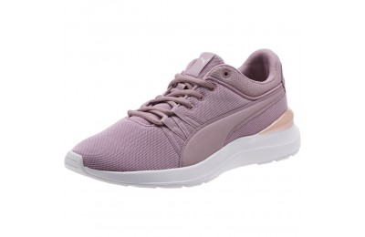 Black Friday 2020 Puma Adela Mesh Women's Sneakers Elderberry-Rose Gold Outlet Sale
