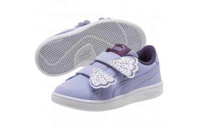 Black Friday 2020 Puma Puma Smash v2 Butterfly AC Sneakers PSSweet Lavender-Indigo-White Outlet Sale