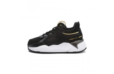 Black Friday 2020 Puma RS-X Trophy AC Sneakers INF Black Outlet Sale