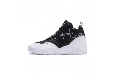 Black Friday 2020 Puma Source Mid Bracket Sneakers Black- White Outlet Sale