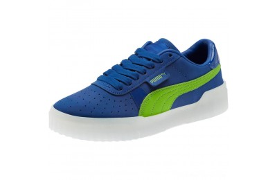 Black Friday 2020 Puma Cali 90 Women's Sneakers Surf The Web-Jasmine Green Outlet Sale