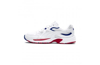 Black Friday 2020 Puma Axis Plus 90s Sneakers White- White Outlet Sale