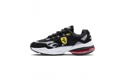 Black Friday 2020 Puma Scuderia Ferrari CELL Venom Sneakers Black-White-Rosso Corsa Outlet Sale