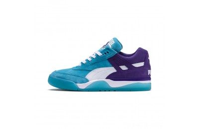 Black Friday 2020 Puma Palace Guard Queen City Sneakers Blue Atoll-Prism Violet Outlet Sale