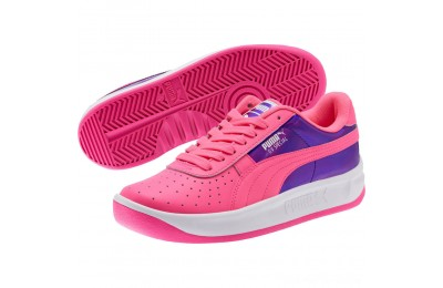 Puma GV Special Mirror Metal Sneakers JRKNOCKOUT PINK- White Outlet Sale
