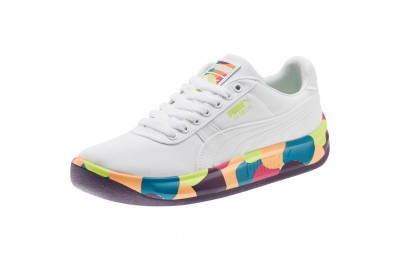 Puma GV Special Silly Sneakers JR White-Indigo Outlet Sale
