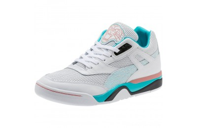 Black Friday 2020 Puma Palace Guard Last Dayz Men's Sneakers White-Geranium Outlet Sale
