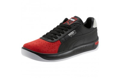 Black Friday 2020 Puma GV Special Speedway Men's Sneakers Black-High Risk Red Outlet Sale
