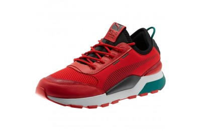 Black Friday 2020 Puma RS-0 RM Sneakers High Risk Red- Black Outlet Sale