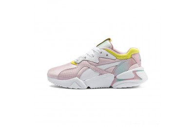 Black Friday 2020 Puma Nova x Barbie Sneakers PSOrchid Pink- White Outlet Sale
