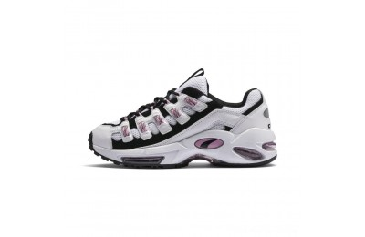 Black Friday 2020 Puma CELL Endura Women's Sneakers White-Pale Pink Outlet Sale