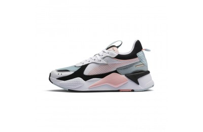 Black Friday 2020 Puma RS-X Reinvention Women's Sneakers White-Peach Bud Outlet Sale