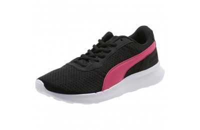 Black Friday 2020 Puma ST Activate Women's Sneakers Black-Fuchsia Purple Outlet Sale