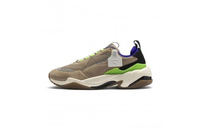 Black Friday 2020 Puma Thunder SANKUANZ Sneakers Chinchilla- Black Outlet Sale