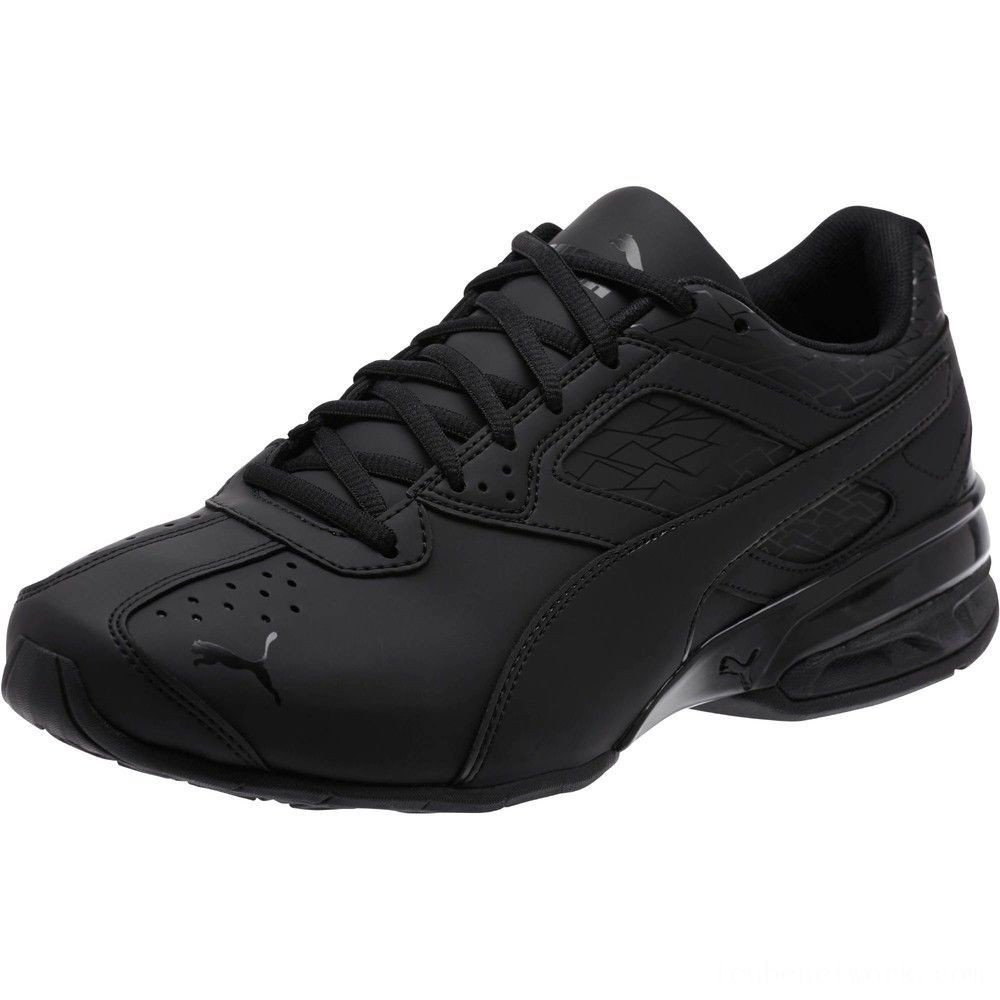 Black Friday 2020 Puma Tazon 6 Fracture FM Men's Sneakers Black Outlet Sale