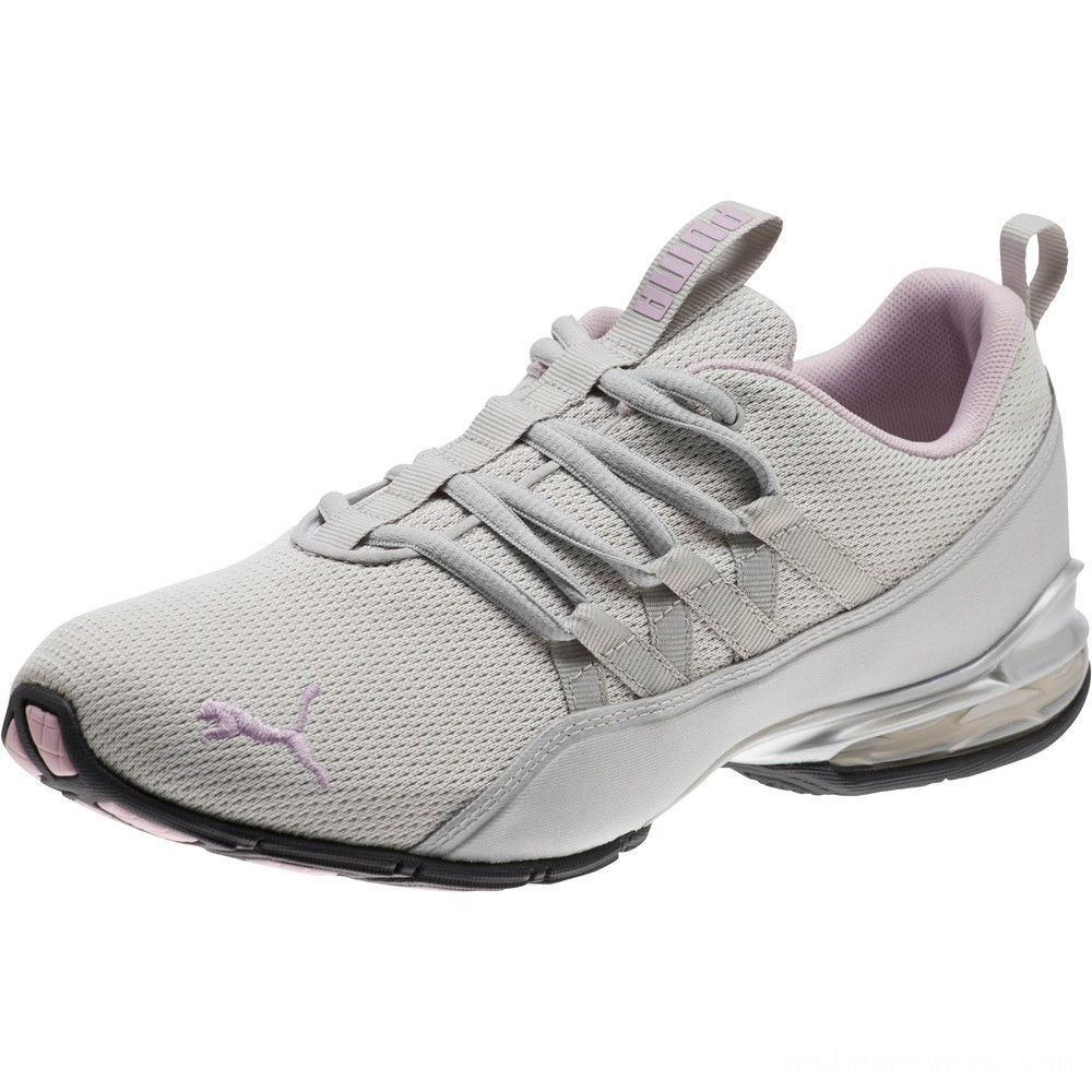 Black Friday 2020 Puma Riaze Prowl Women's Sneakers Gray Violet-Winsome Orchid Outlet Sale