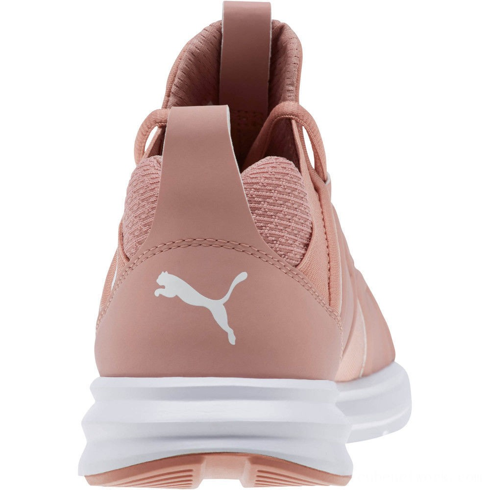 Black Friday 2020 Puma Zenvo Women's Training Shoes Cameo Brown- White Outlet Sale