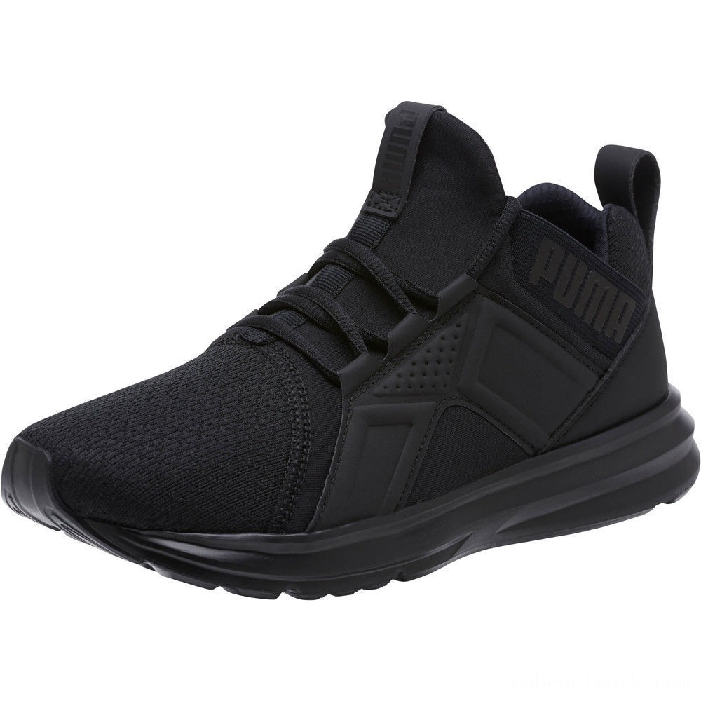 Black Friday 2020 Puma Zenvo Women's Training Shoes Black- Black Outlet Sale