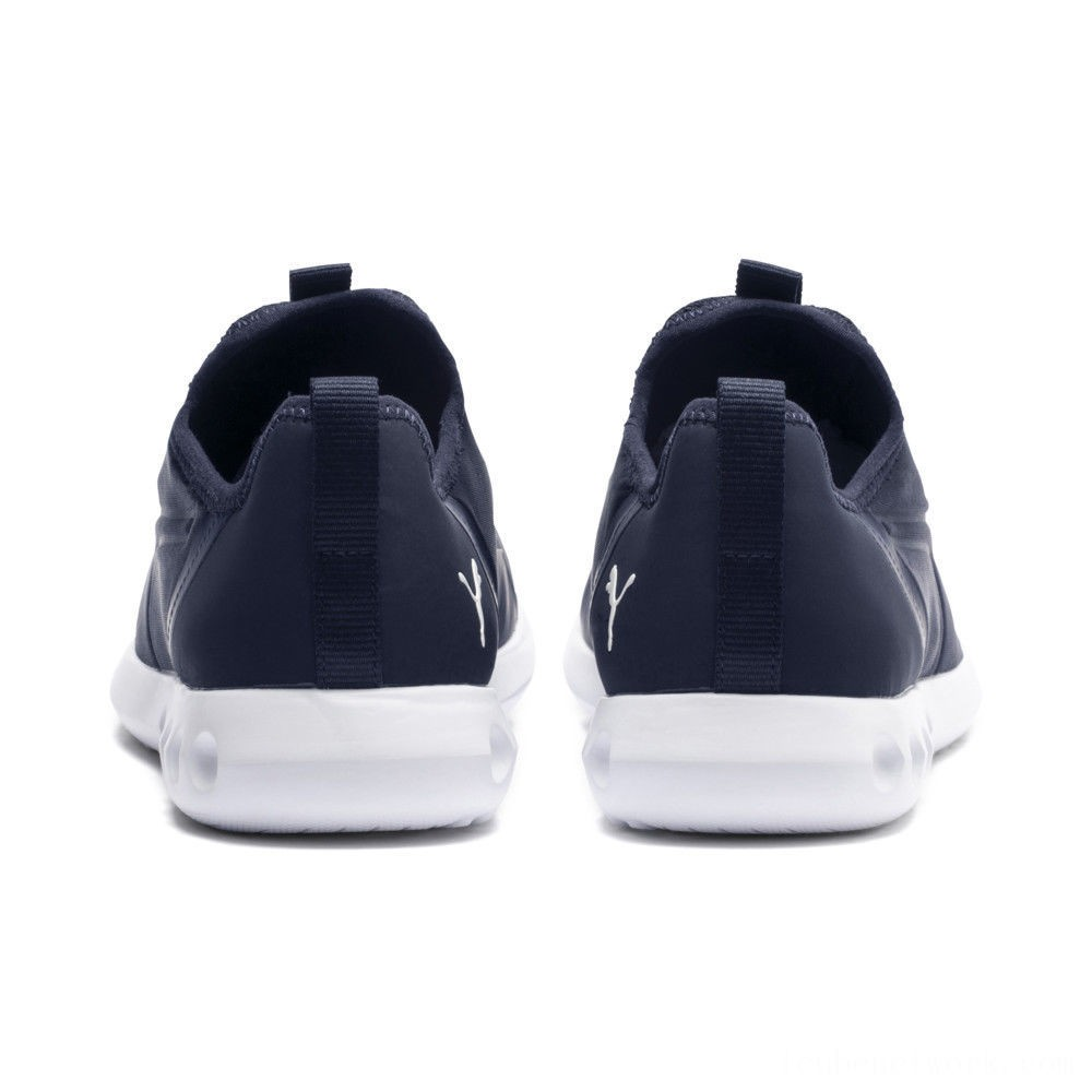 Puma Carson 2 X Men's Running Shoes Peacoat- White Outlet Sale