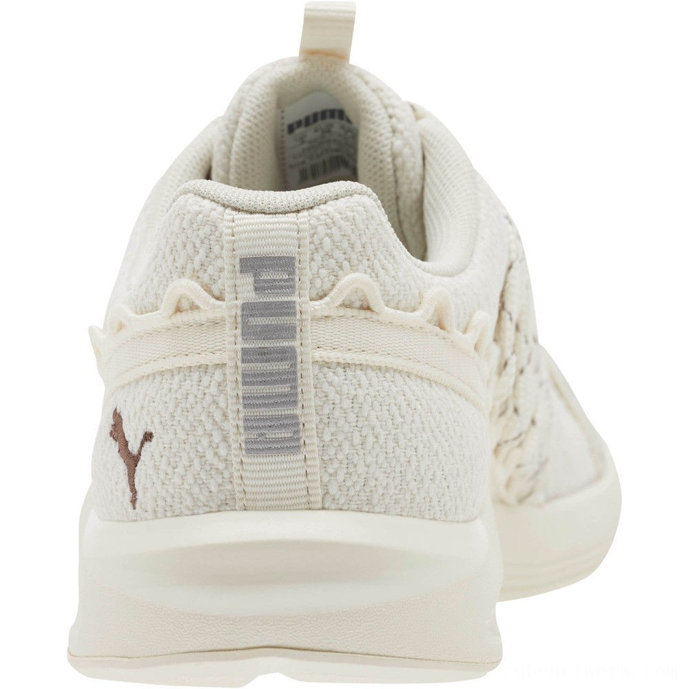 Black Friday 2020 Puma Prowl Alt 2 LX Women's Sneakers Whisper White Outlet Sale