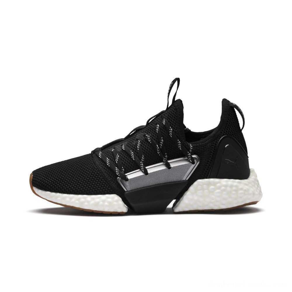 Black Friday 2020 Puma Hybrid Rocket Luxe Women's Running Shoes Black- Black Outlet Sale