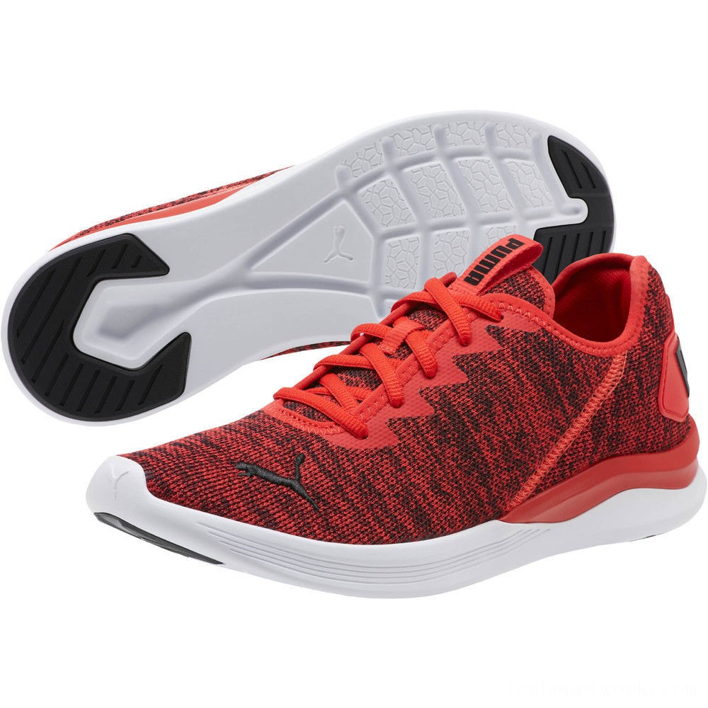 Puma Ballast Men's Running Shoes High Risk Red- Black Outlet Sale