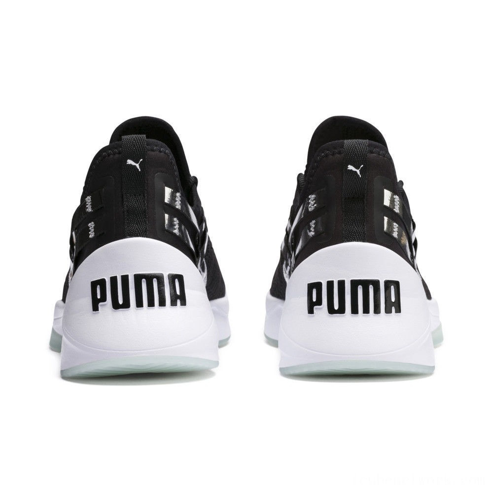 Puma Jaab XT Trailblazer Women's Training Shoes Black-Fair Aqua Outlet Sale