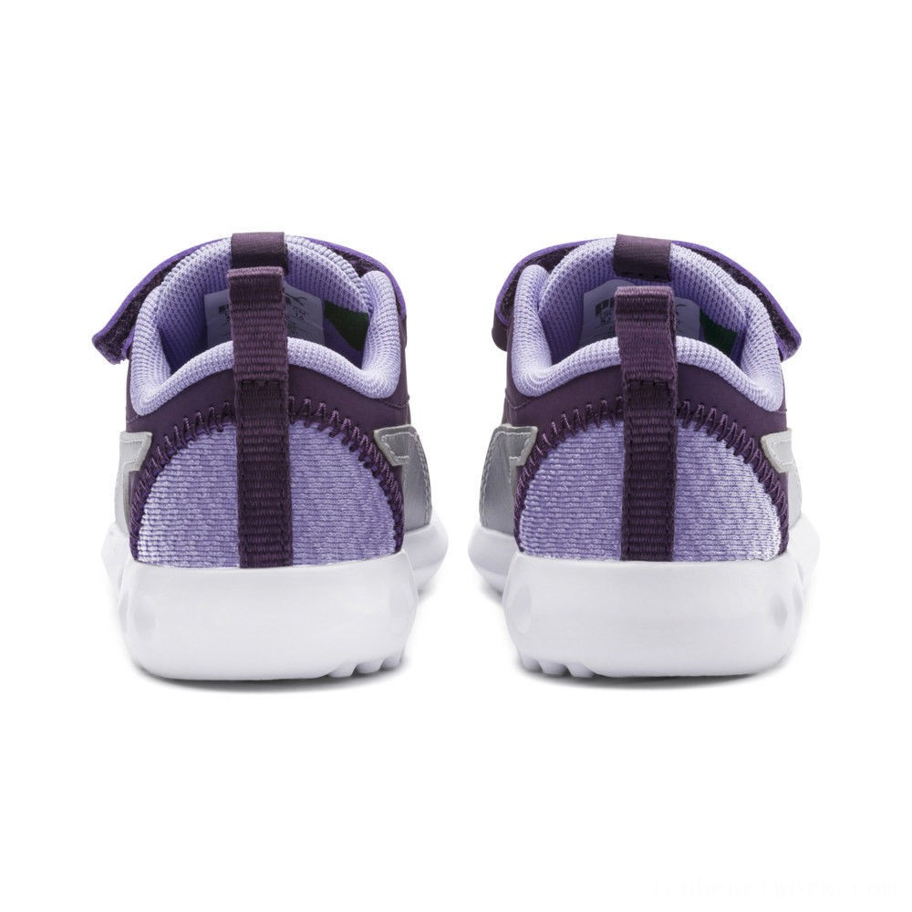 Black Friday 2020 Puma Carson 2 Metallic Sneakers INFSweet Lavender-Indigo Outlet Sale
