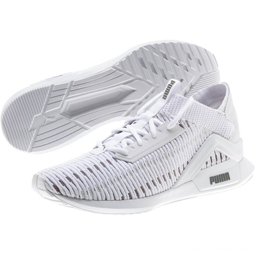 Puma Rogue Corded Men's Sneakers White-Glacier Gray Outlet Sale