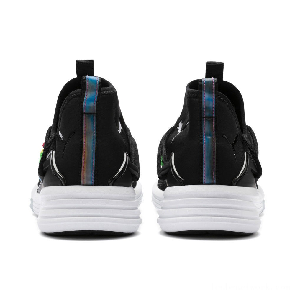 Puma Mantra HEATMAP Men's Training Shoes Black- White Outlet Sale