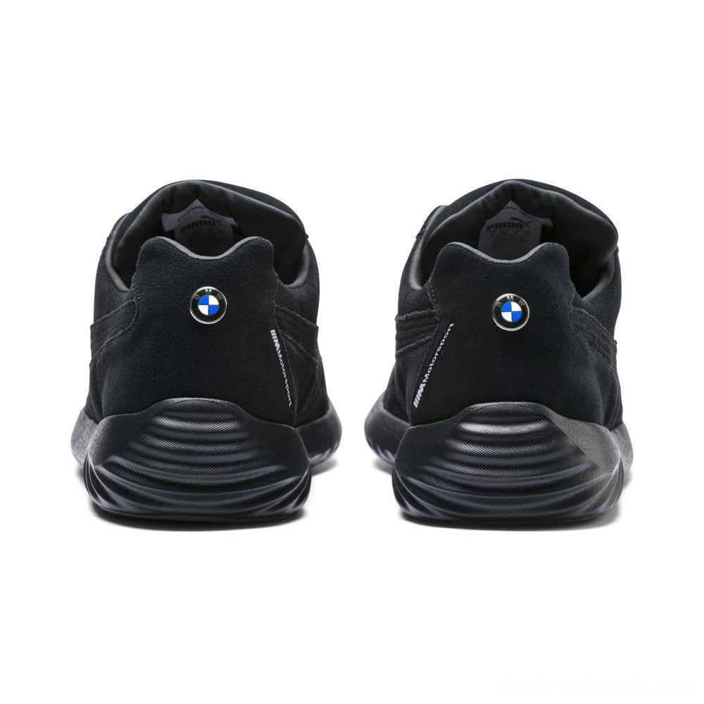 Puma BMW Motorsport Speed Cat Evo Sneakers Anthracite-Anthracite Outlet Sale