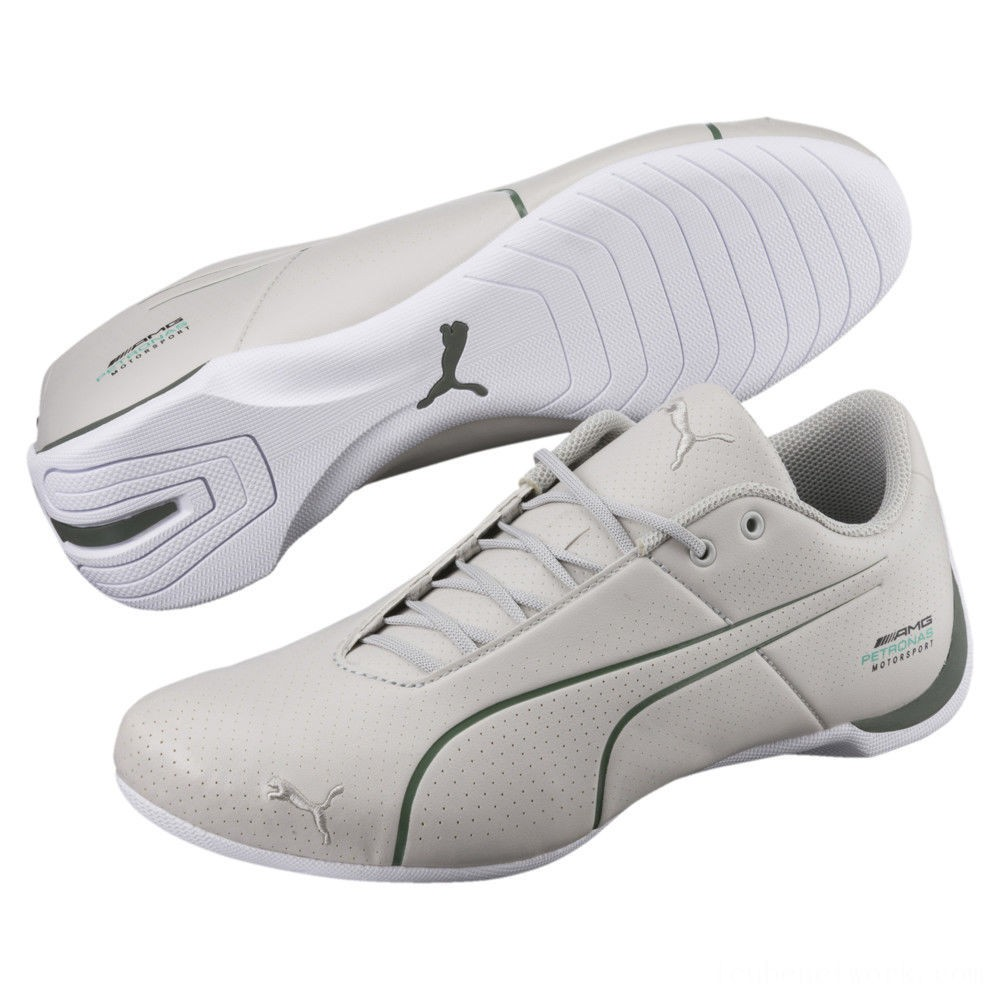 Black Friday 2020 Puma Mercedes AMG Petronas Future Cat Ultra Sneakers Mrcds Tm Slvr-Wht-Lrl Wrth Outlet Sale