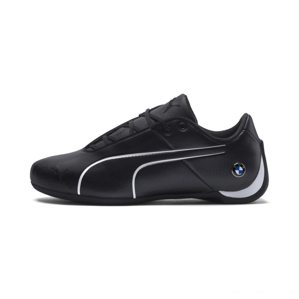 Black Friday 2020 Puma BMW M Motorsport Future Cat Ultra JR Sneakers Anthracite- White Outlet Sale