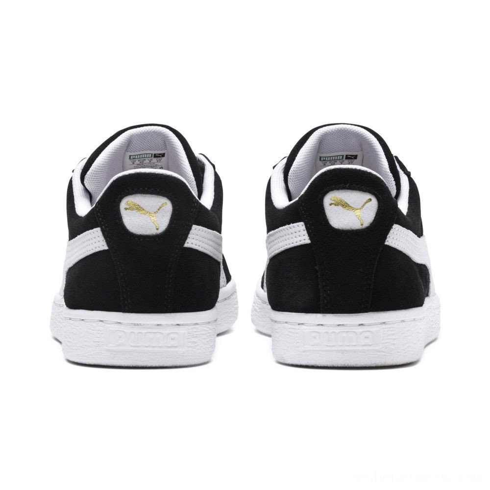 Black Friday 2020 Puma Suede Classic+ Sneakers black-white Outlet Sale