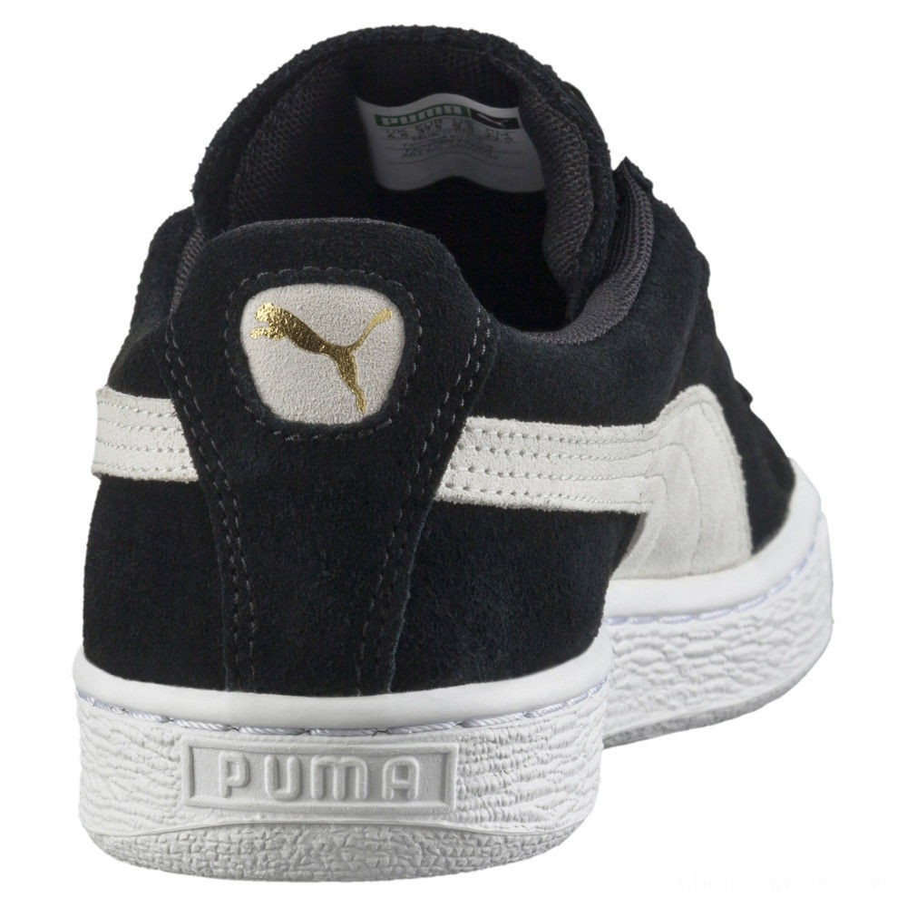 Black Friday 2020 Puma Suede Classic Women's Sneakers black Outlet Sale