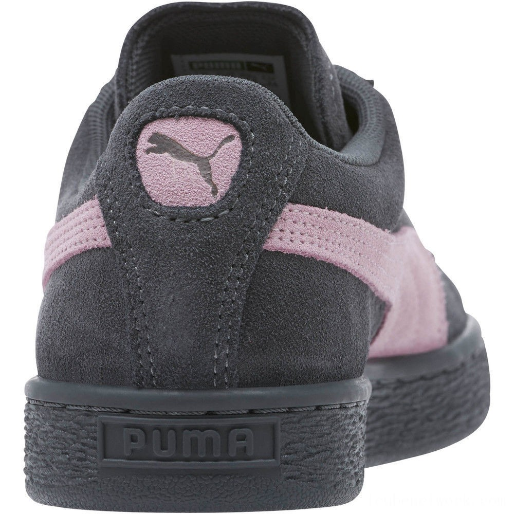 Black Friday 2020 Puma Suede Classic Women's Sneakers Iron Gate-Winsome Orchid Outlet Sale