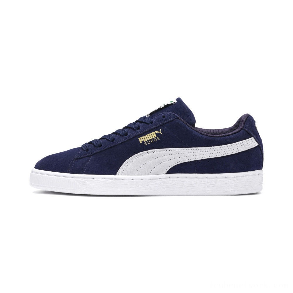 Black Friday 2020 Puma Suede Classic+ Sneakers peacoat-white Outlet Sale